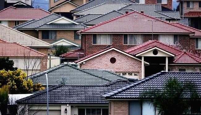 Sydney housing © Scott Lewis:Flickr