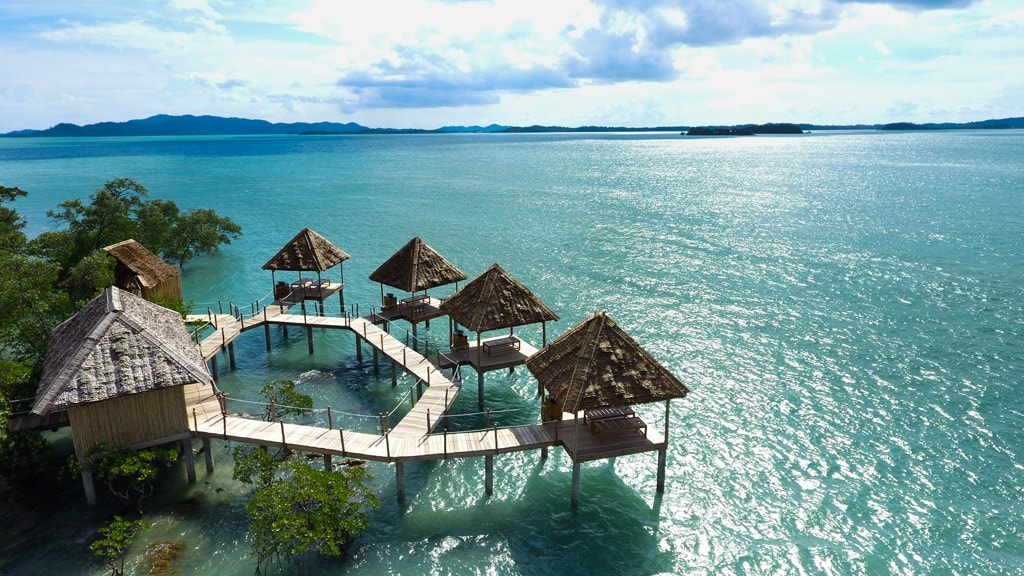 Skip The Bali Crowds For This Private Island Paradise Instead