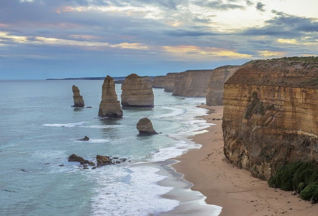 The 12 Apostles on the Great Ocean Road © Lenny K Photography:Flickr