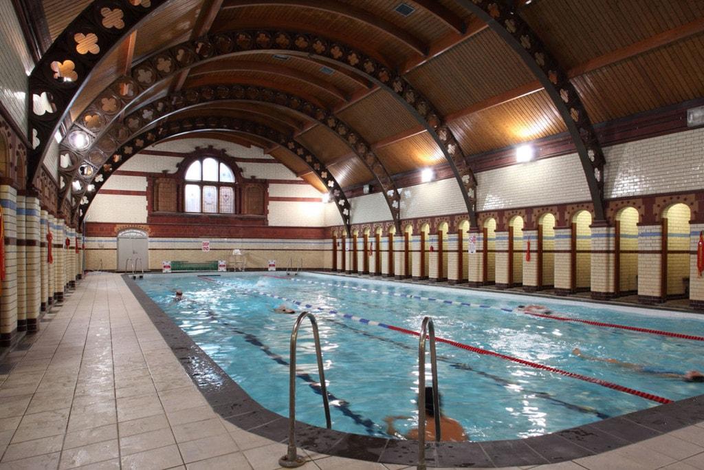 The Best Indoor Swimming Pools In Birmingham England