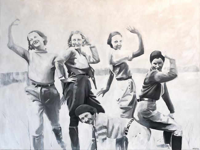 Haylee Ryan, 'Ladies of Lake Worth: The Whole Gang'