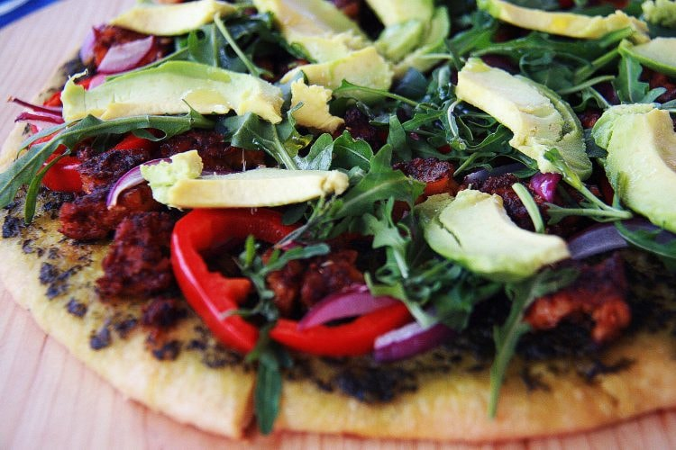 Vegan Flatbread