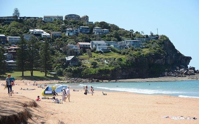 Whale Beach   © Sardaka/Wikimedia Commons