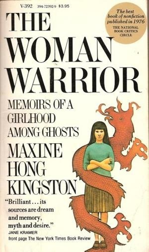WomanWarriorCover