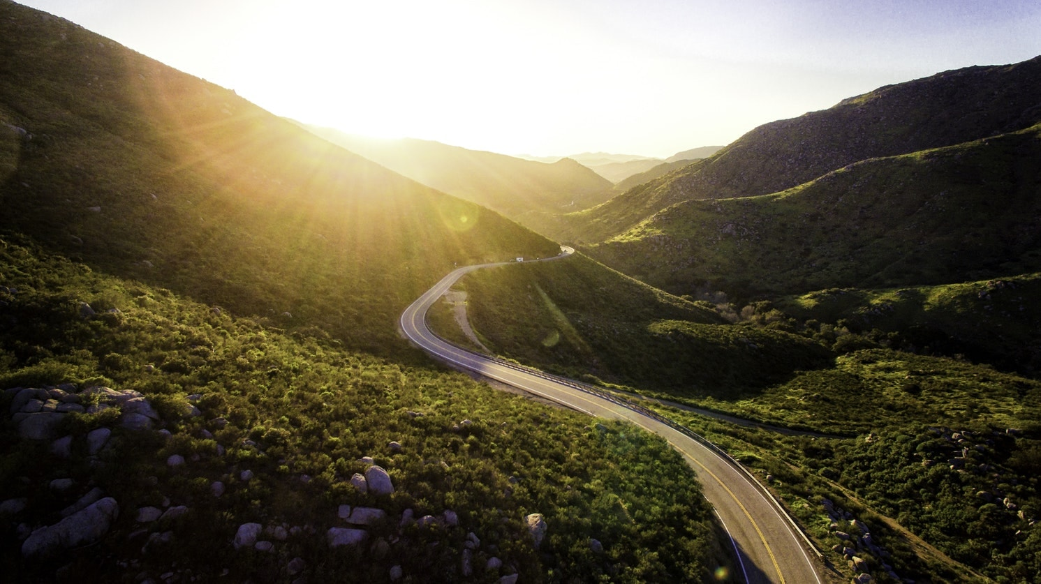 The Most Beautiful Roads In The Usa
