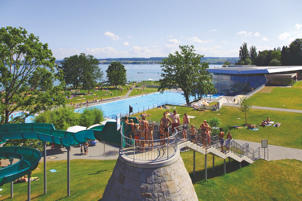 The Best Thermal Baths Around Lake Constance