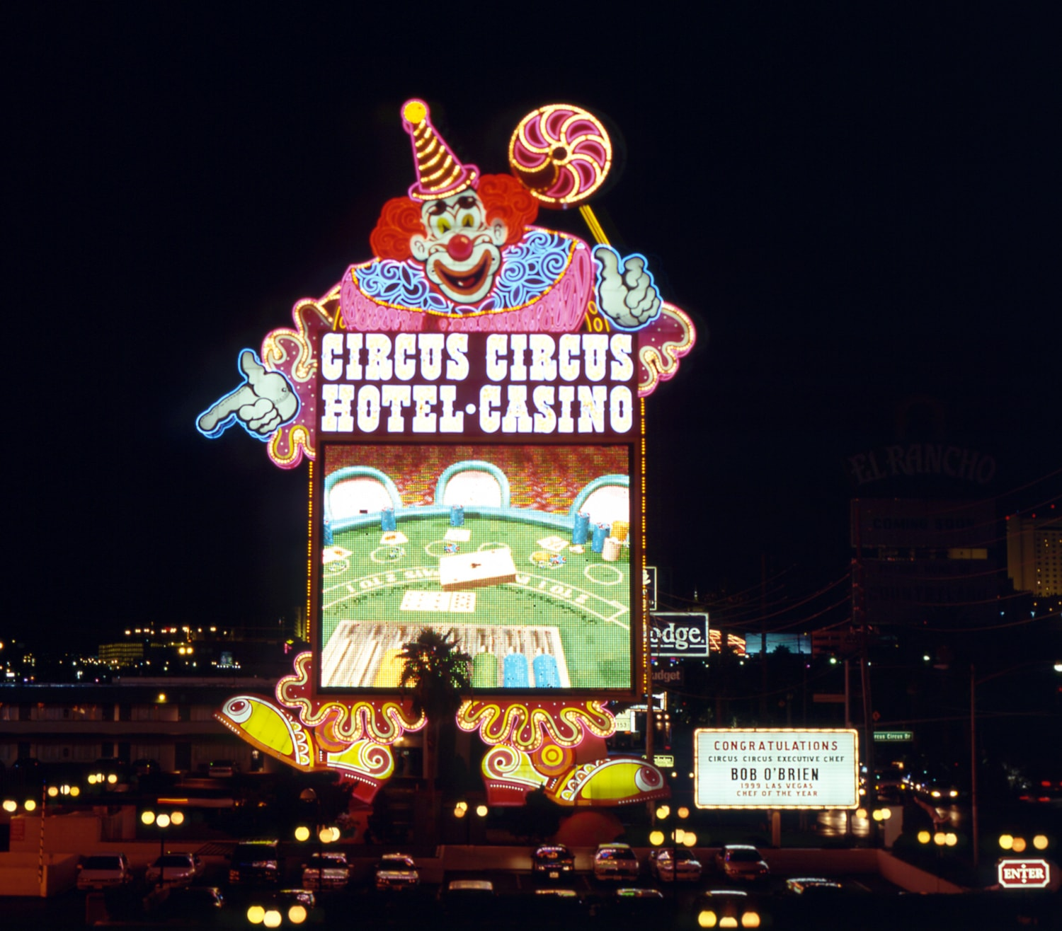 A Brief History Of Circus Circus In Las Vegas