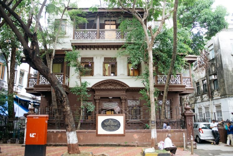 Mani Bhavan is popular year-round