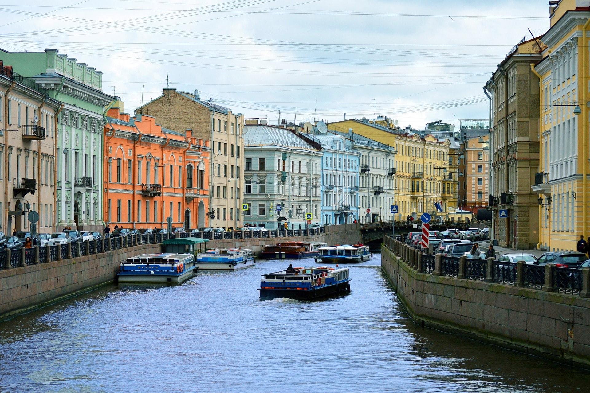 Best restaurants with panoramic views (St. Petersburg) 100