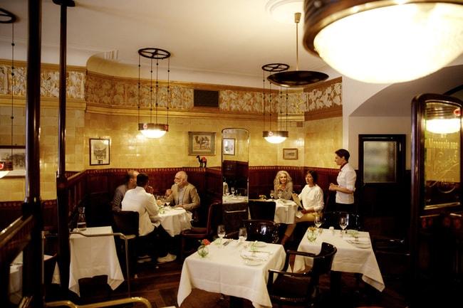 Wien, 2017, Restaurant, Zum schwarzen Kameel, Copyright www.peterrigaud.com