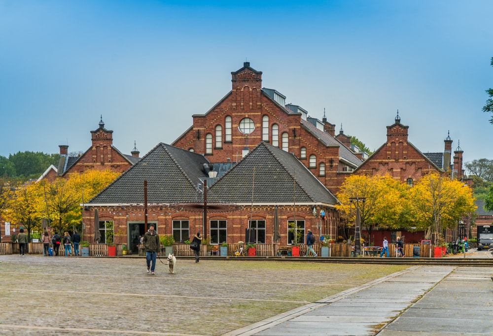 Exterior view of the Westergas Factory building | © Ivo Antonie de Rooij/Shutterstock
