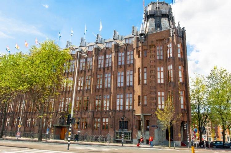 The Scheepvaarthuis, Amsterdam | © lornet/Shutterstock
