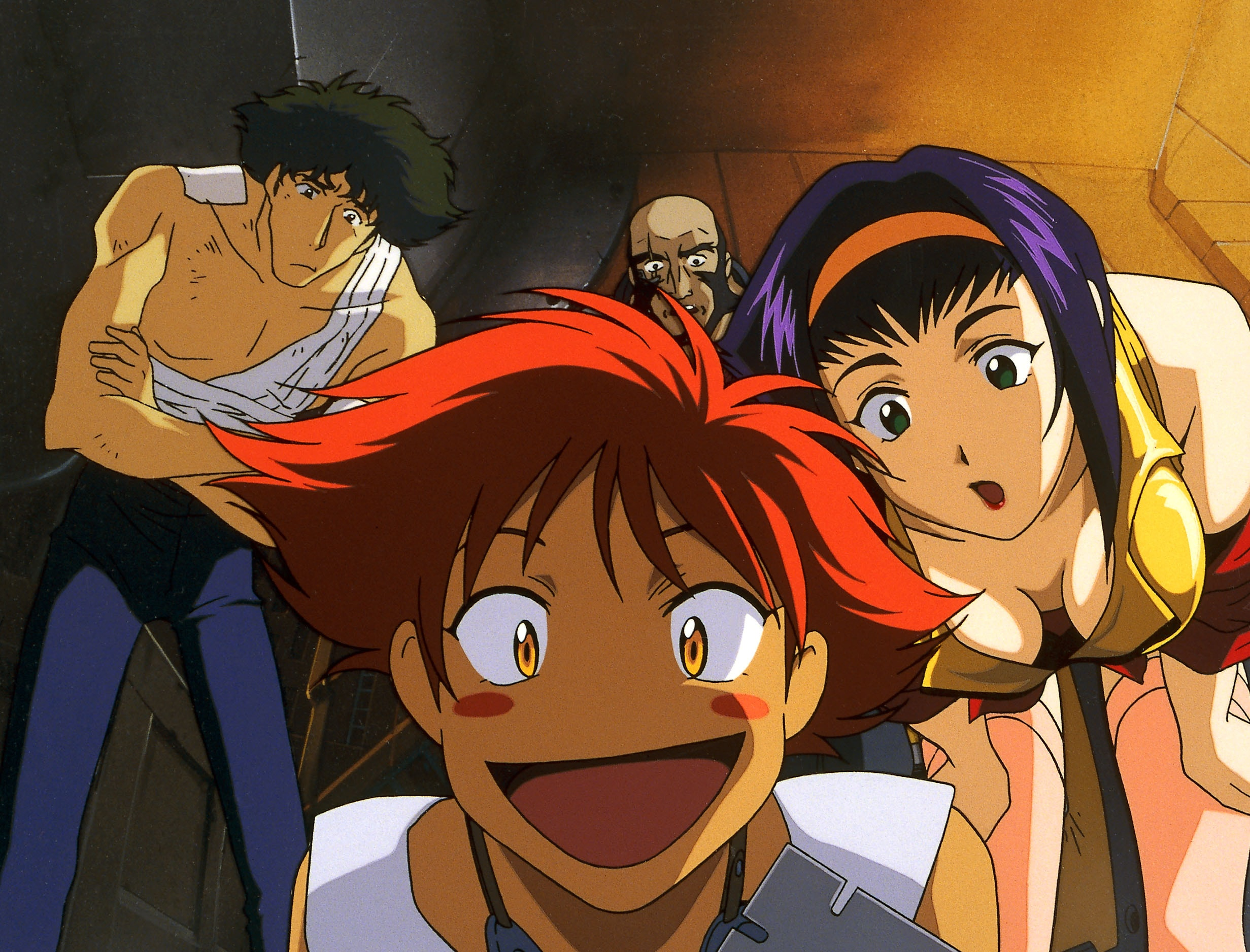 Which cowboy bebop character are you | Which Cowboy Bebop
