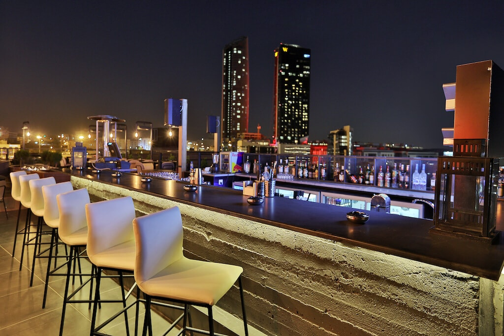 9 Best Rooftop Bars And Patios In Amman For Spring Summer