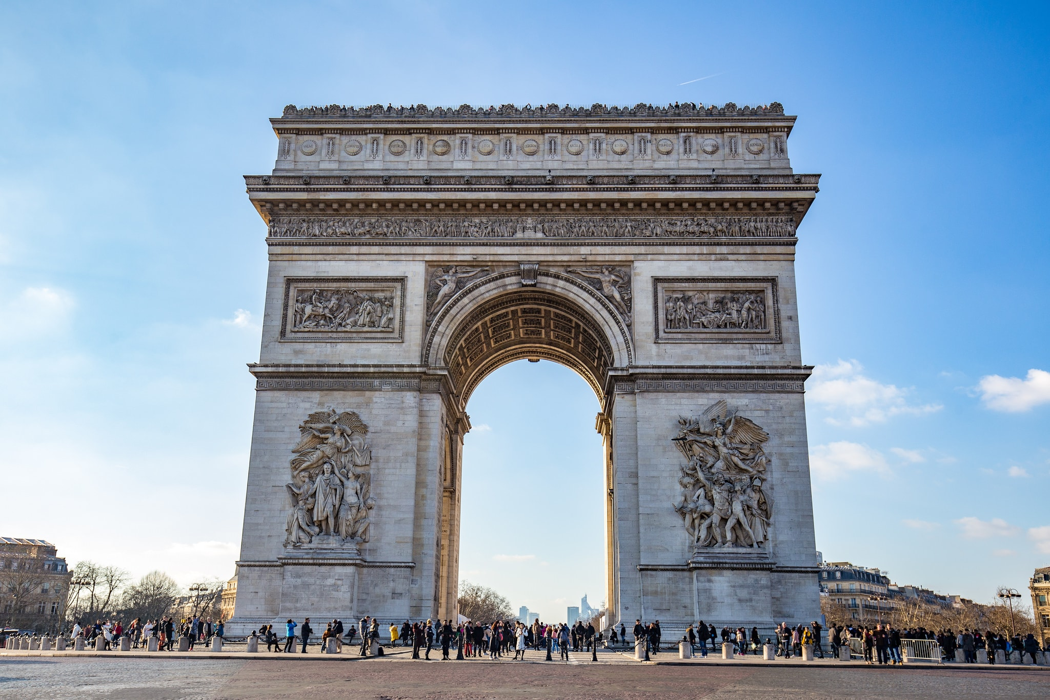 The Story Of How The Arc De Triomphe Was Nearly An Elephant