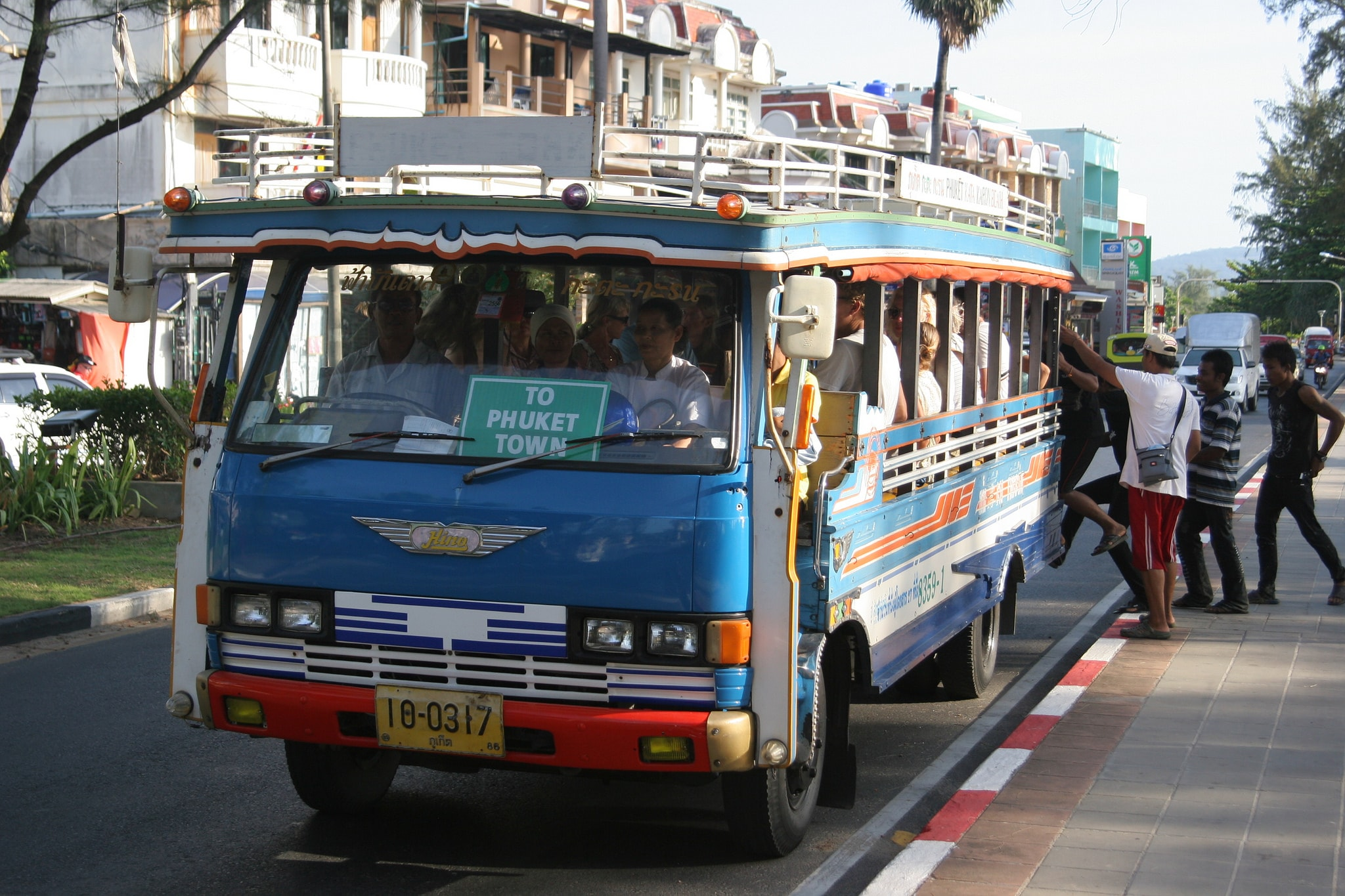 How to Navigate Transport in Phuket, Thailand