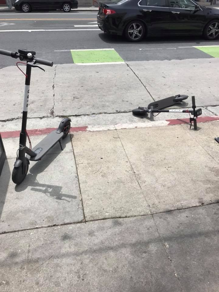 Electric Scooters Invading Venice Beach are More Problematic Than
