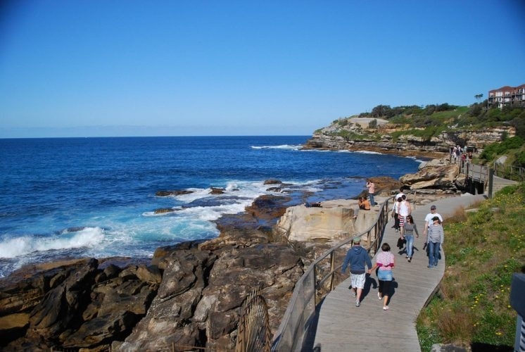Bondi to Coogee Coastal Walk © Alpha / Flickr