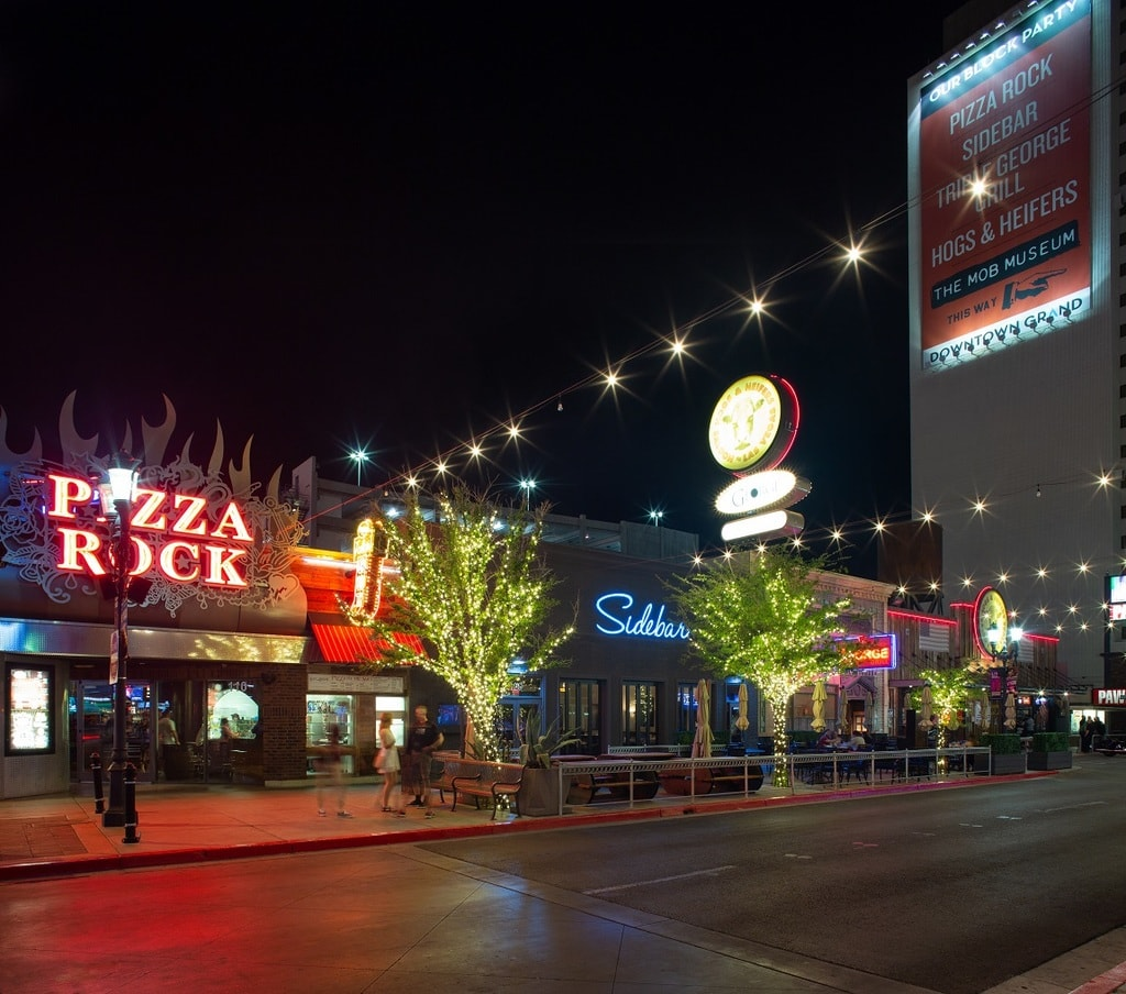 A Complete Guide To Downtown Las Vegas
