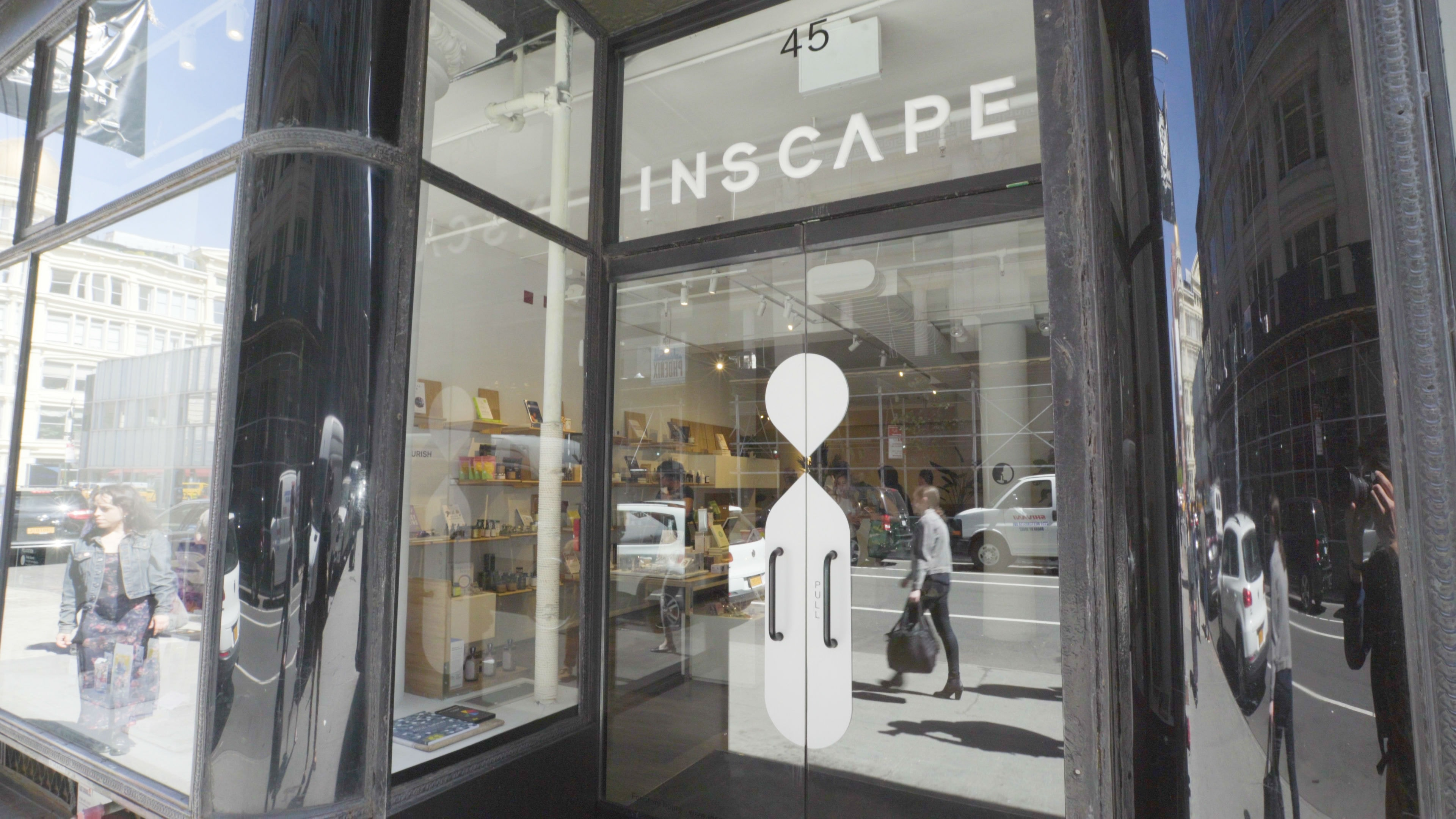 Inscape's physical location in New York