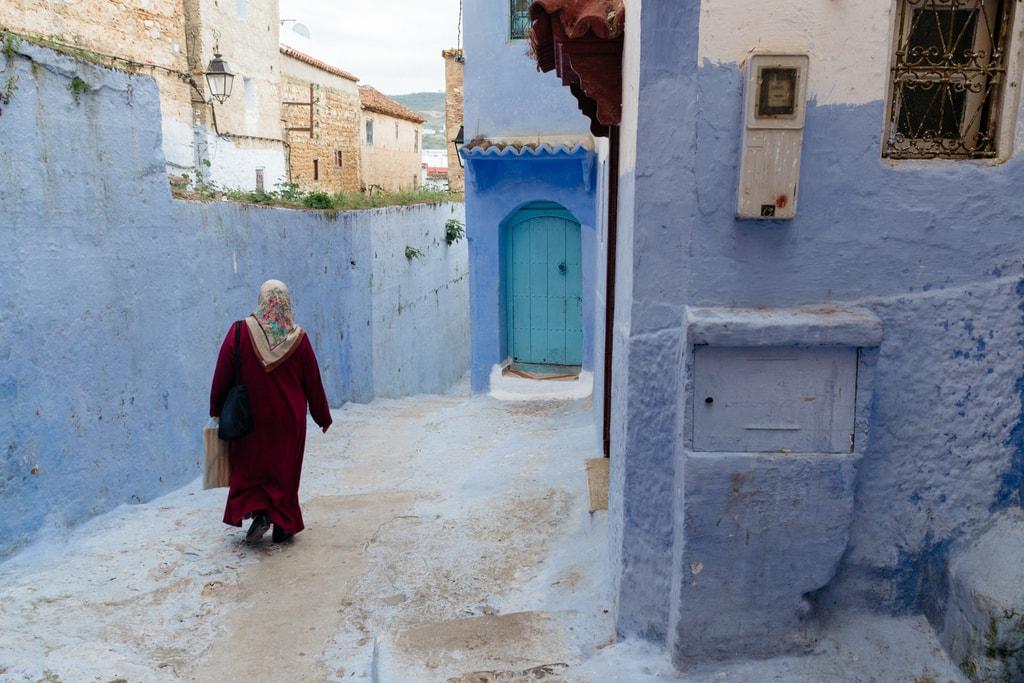 Chefchaouen-Morocco