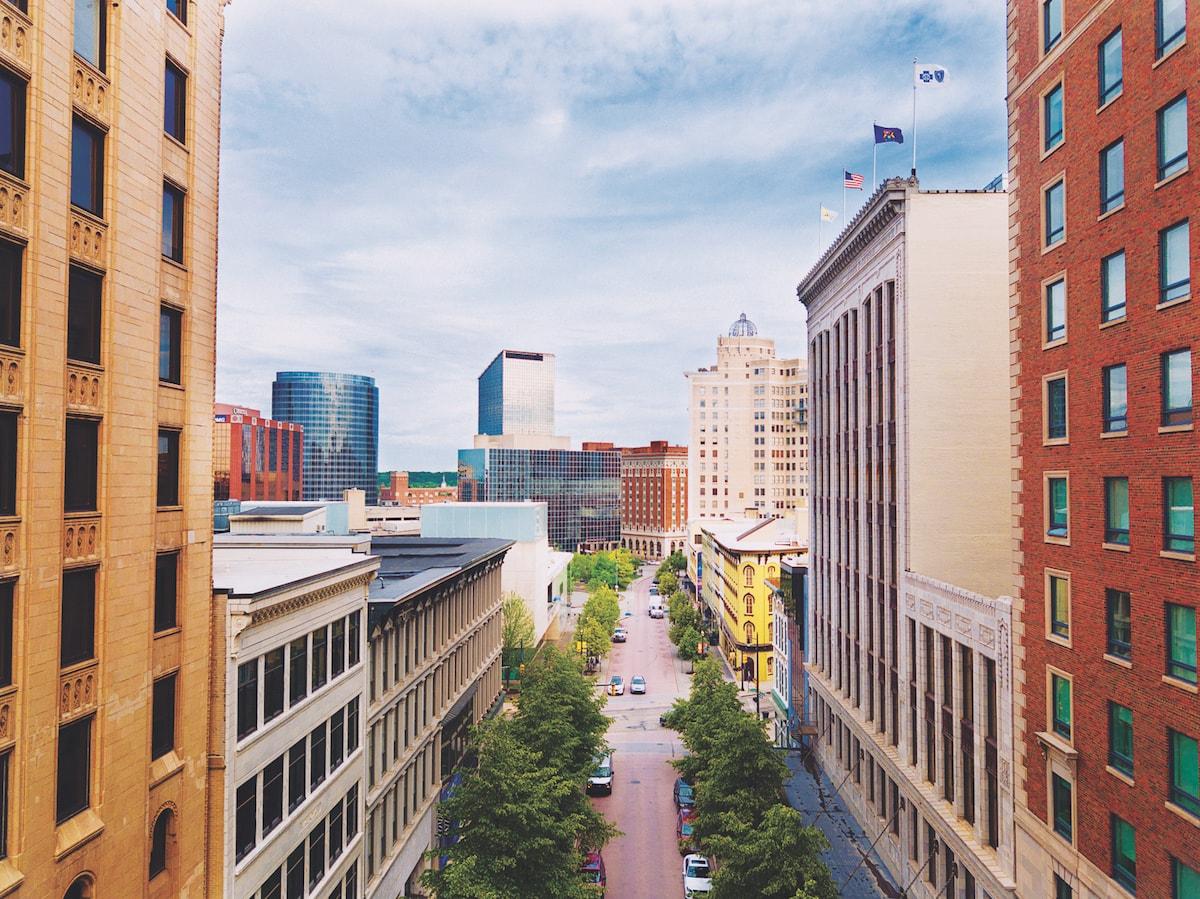 Beautiful Downtown Grand Rapids MI