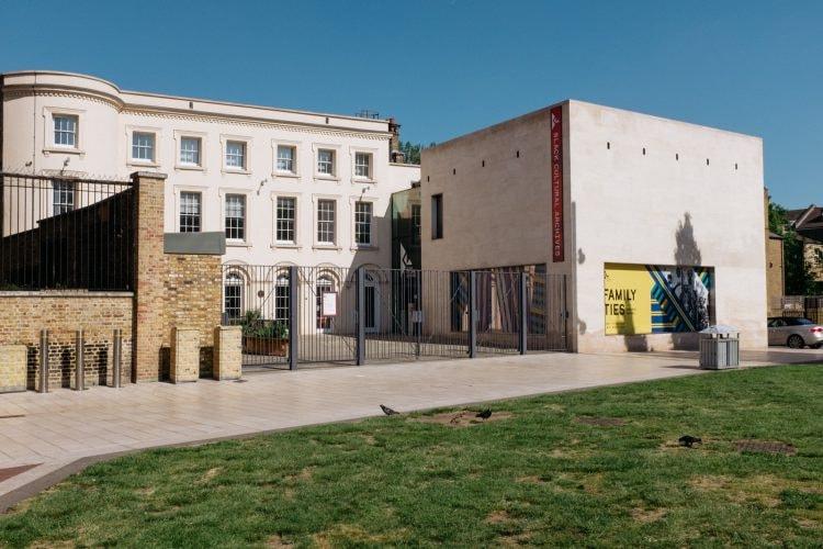 Brixton Cultural Archive-Brixton-London-England
