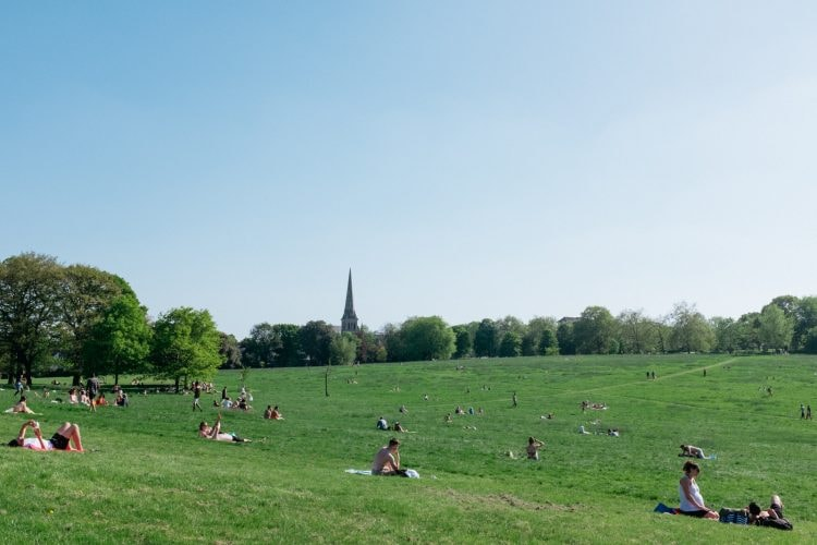 Brockwell Park-Brixton-London-England