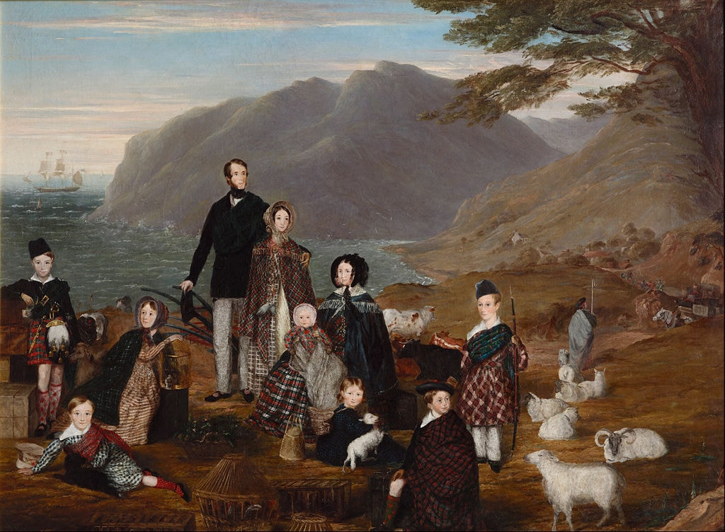 The Story of Colonisation in New Zealand
