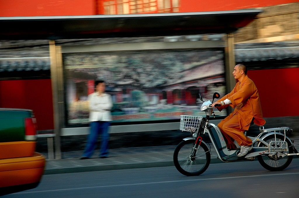How To Get An Electric Bike In Beijing