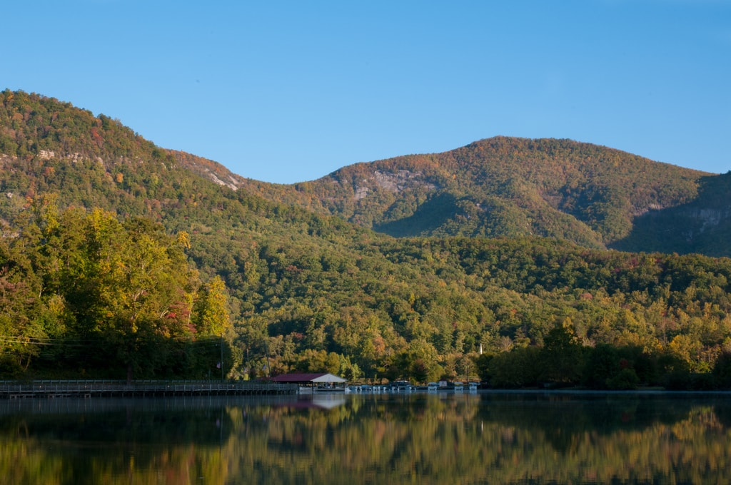 The Best Lakes In North Carolina