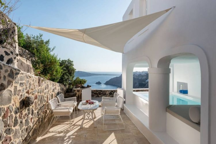 Some Of The Most Amazing Airbnb Rentals In Greece