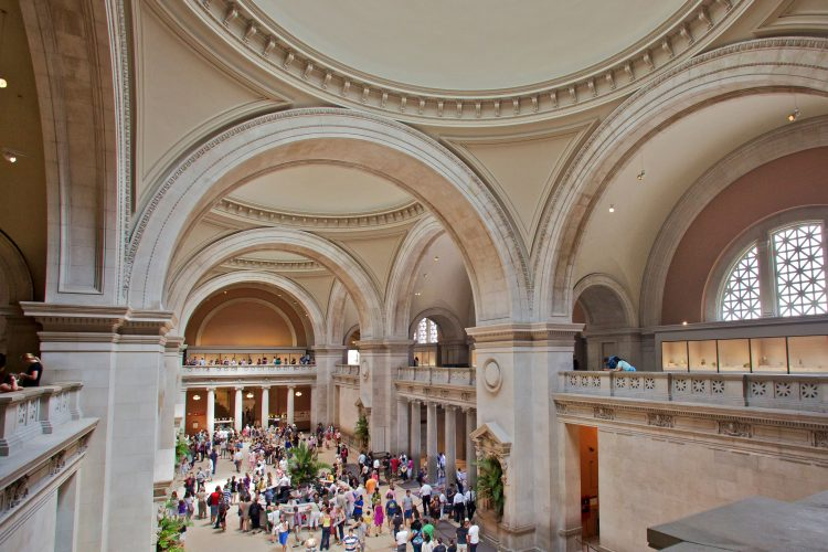 Metropolitan Museum Of Art, New York City.