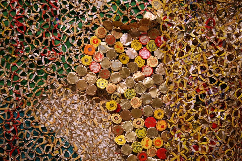 A Tour of El Anatsui's West Africa