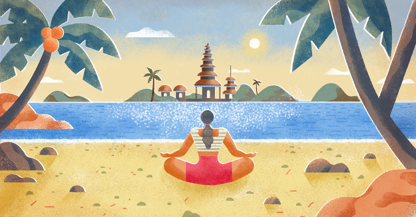 11 Types of People You\'ll Meet on Vacation in Bali