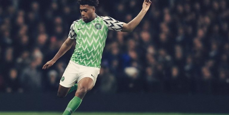 This is the Real Story Behind Nigeria s World Cup Kit 597393de9