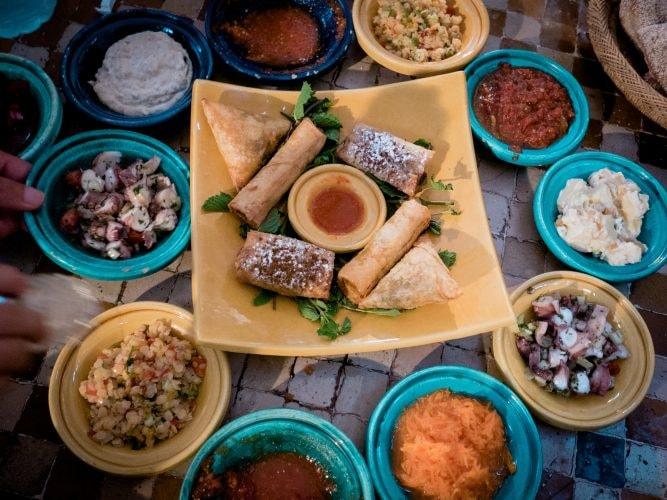Enjoy Moroccan cuisine at NUR Restaurant