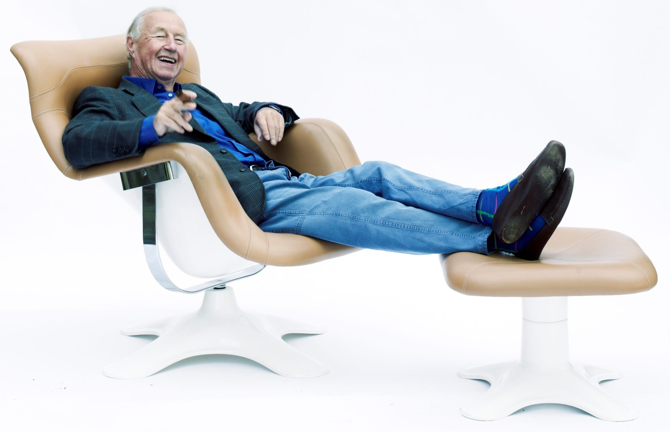 Design Masters: Sir Terence Conran