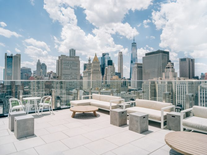 The Crown Rooftop Bar, New York City