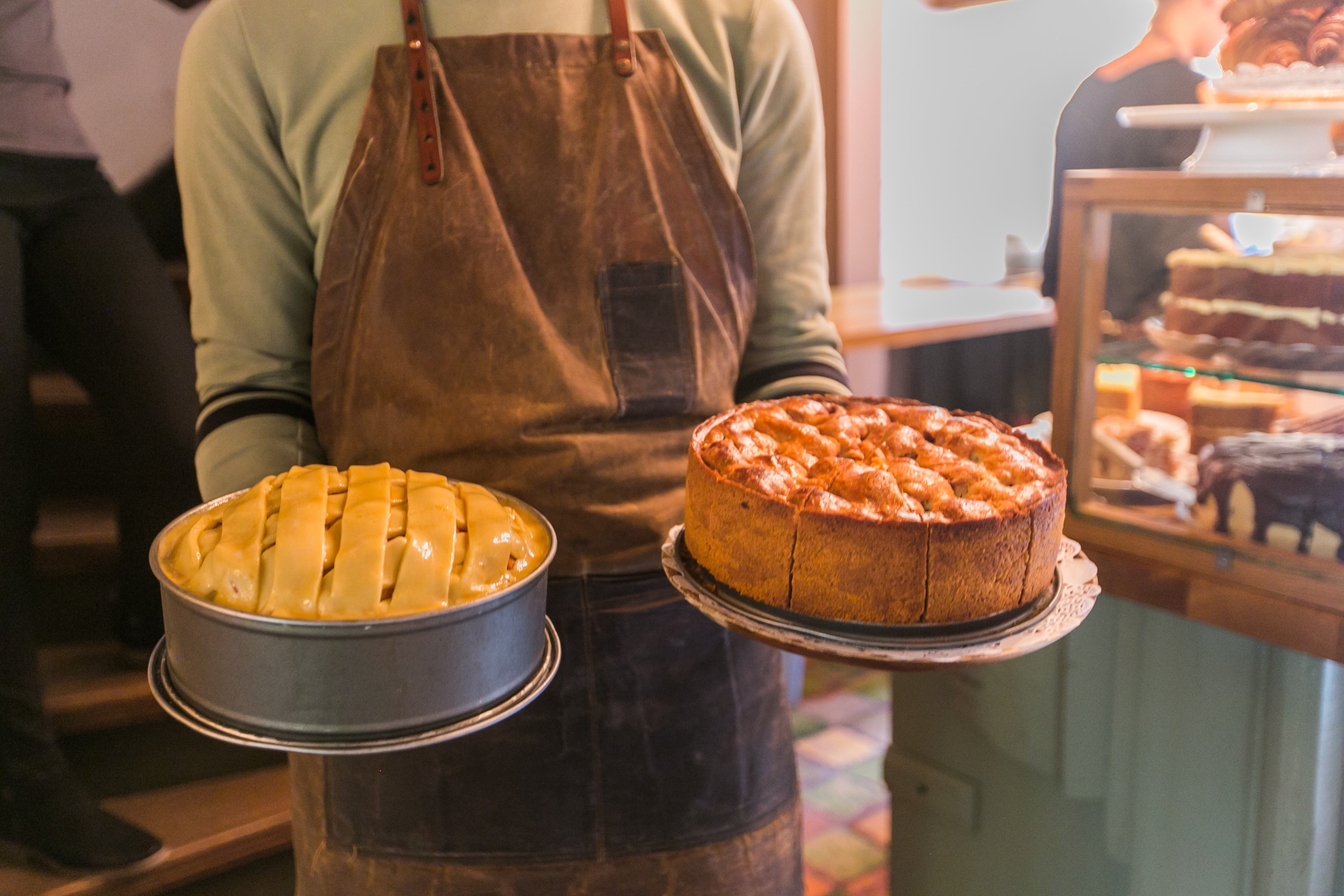 Where to Eat the Best Apple Pie Appeltaart in Amsterdam