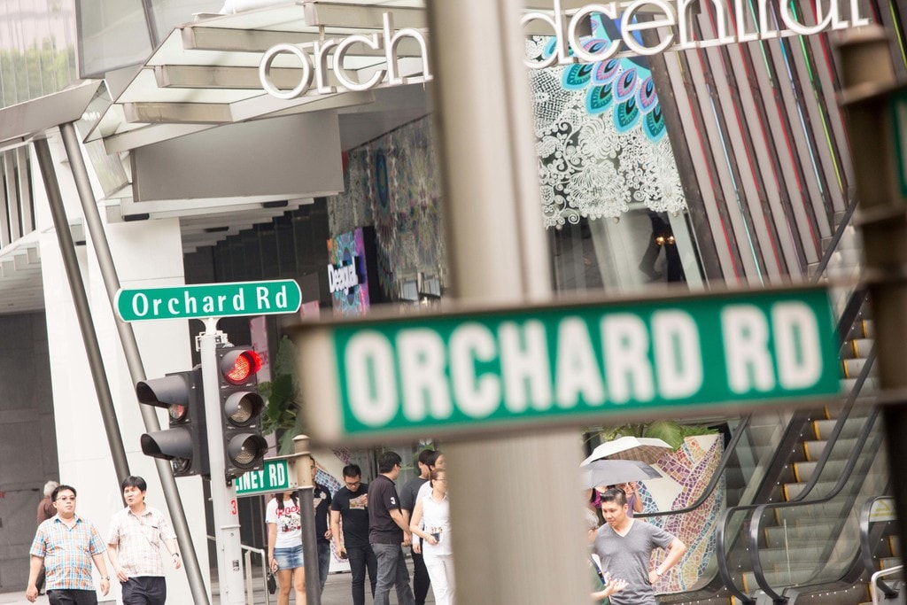 A Guide To Shopping On Orchard Road Singapore