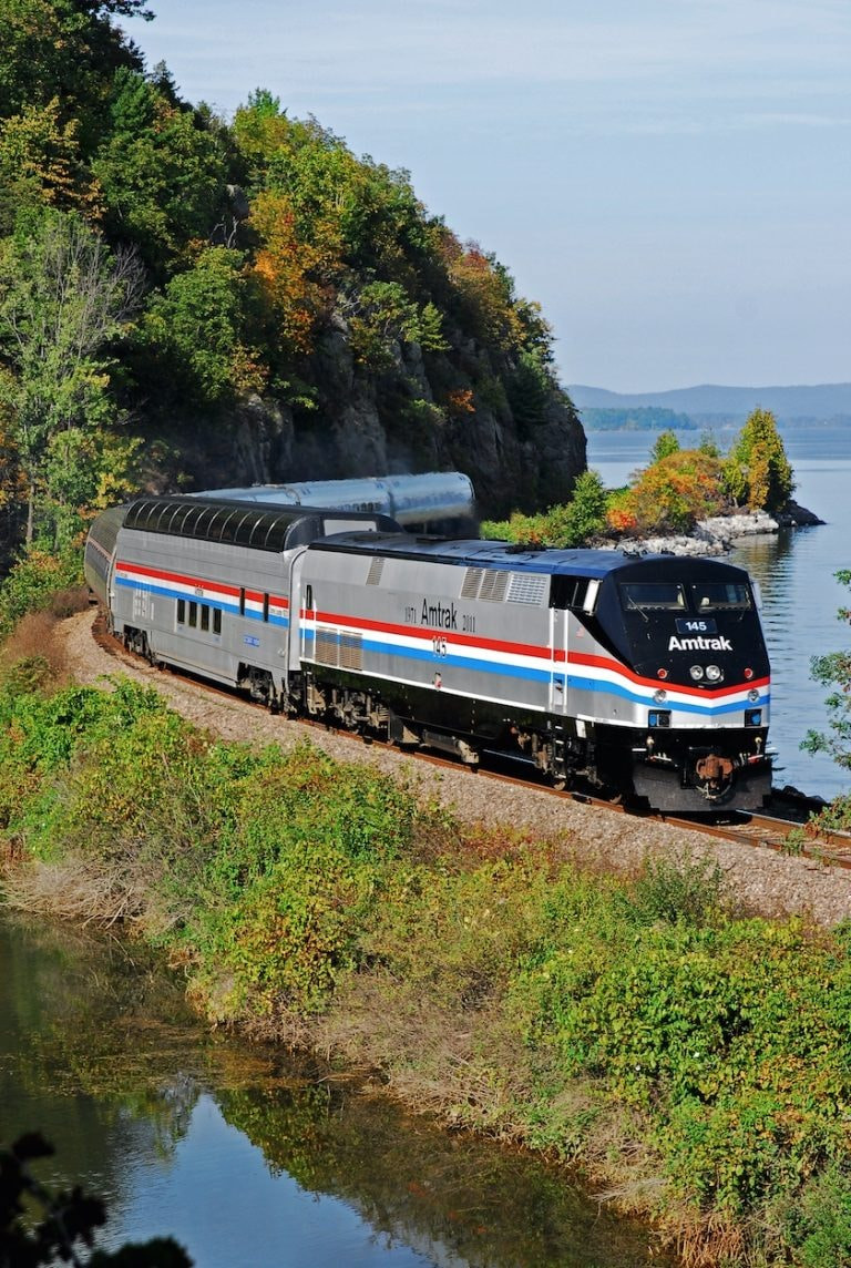The 10 Most Unforgettable Train Journeys in the US