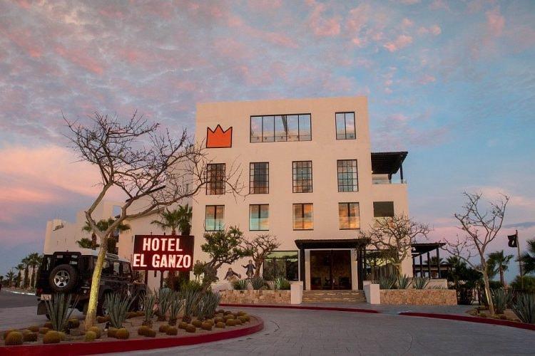 HOTEL EL GANZO FRONT