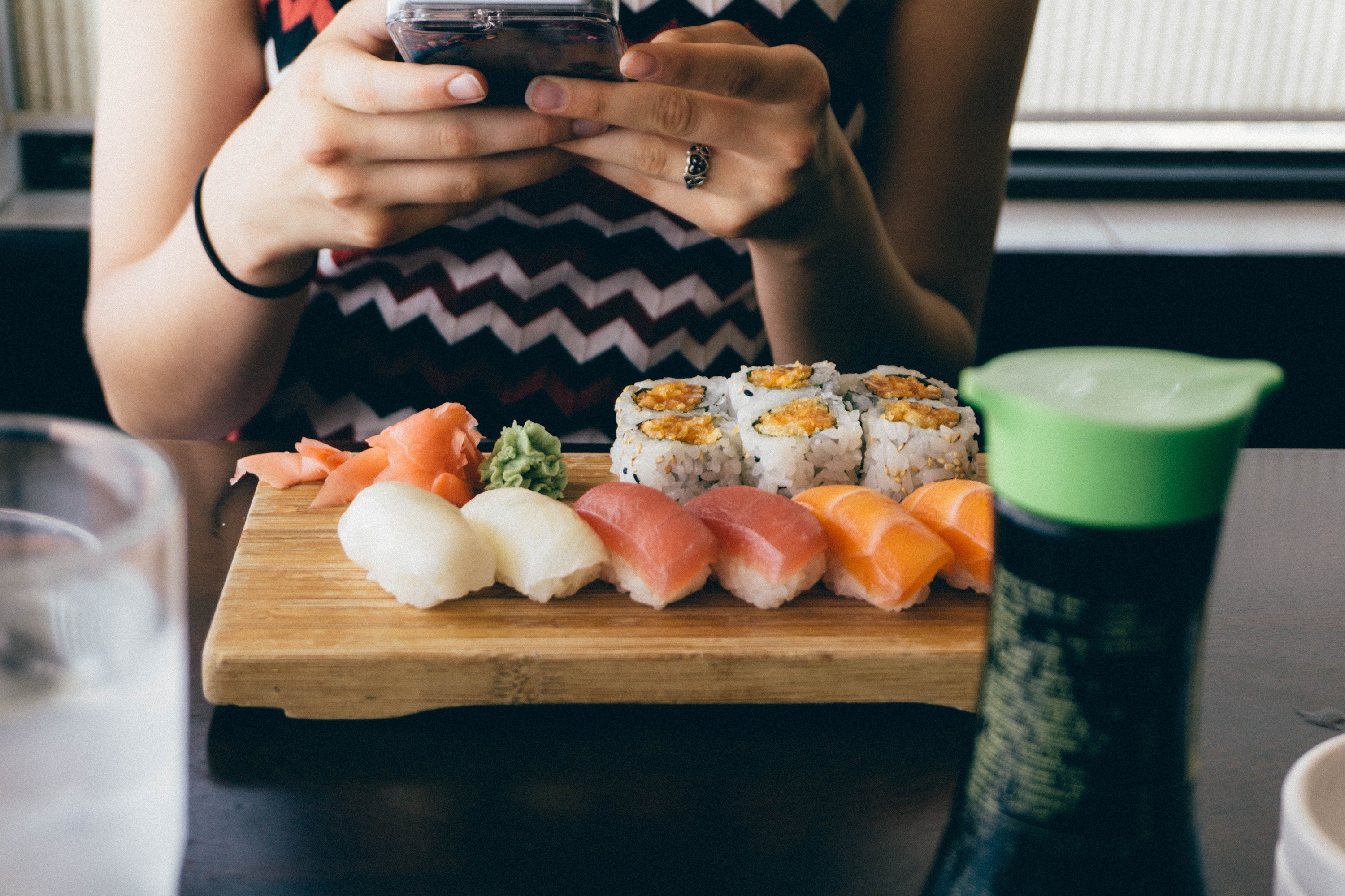 Norway Introduced Salmon for Sushi Fish in Japan