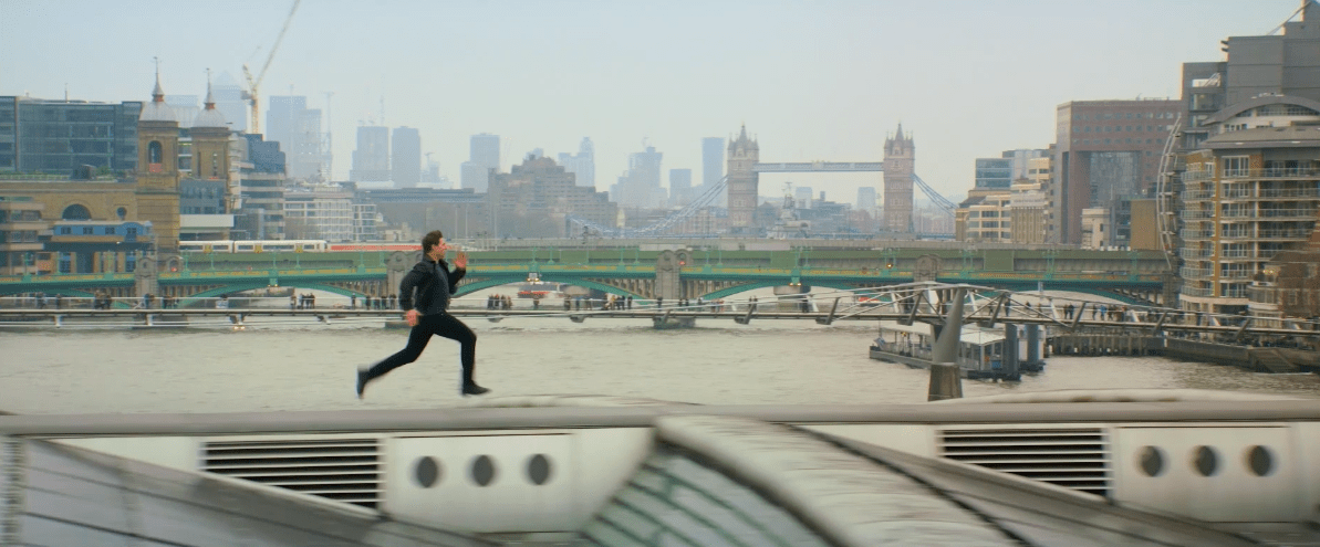 Image result for tom cruise running london