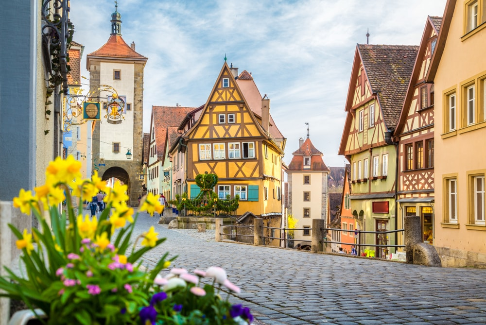 Christmas Village In Germany.11 German Fairytale Villages You Need To Visit At Least Once