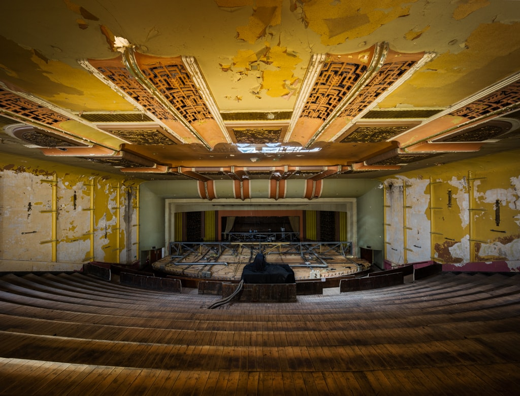 How Evolutionary Arts Hackney Is Turning A Disused Cinema