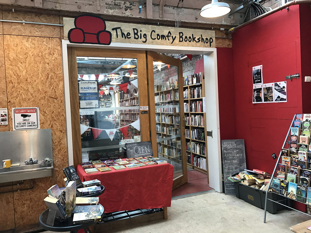 The 5 Best Independent Bookstores Around Coventry