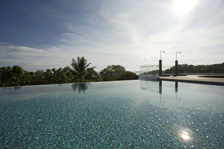 Amara Sanctuary Resort Skypool