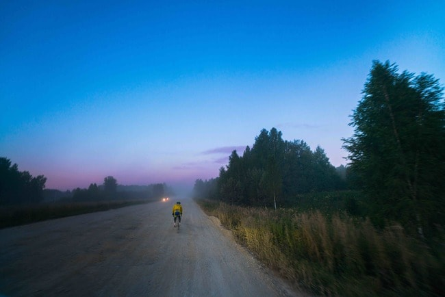 Incredible Photos From the Longest Bike Race in the World